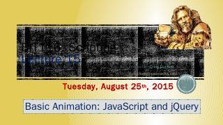 BIT116: Scripting Lecture 01 - Programajama!