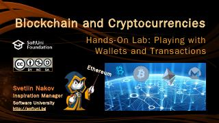 Blockchain and Cryptocurrencies - Hands-On La...