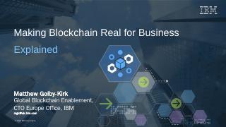 Blockchain - Bankart