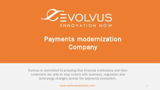 Block Chain Industry cases - Evolvus Solutions