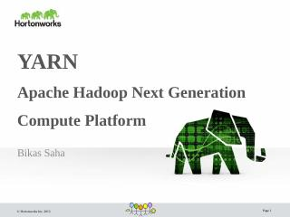 BSP Apache Hadoop MapReduce