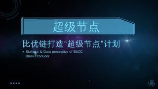 超级节点决定着BUCC整个生态系统的稳定。...
