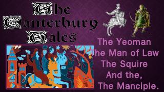 Canterbury Tales presentation english - WordP...