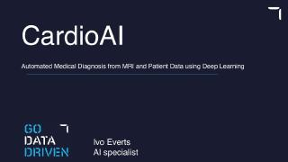 cardioai automated medical diagnosis from mri...