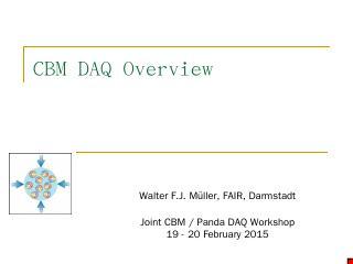 CBM DAQ Overview - GSI Indico