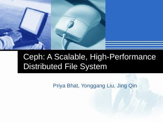 Ceph: A Scalable, High-Performance Distribute...