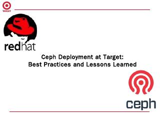 Ceph/SSD Optimizations - Red Hat People