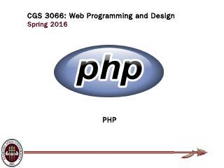 CGS3066 PHP1