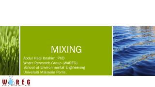chap 7 mixing - UniMAP Portal