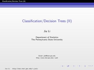 classification/decision trees2