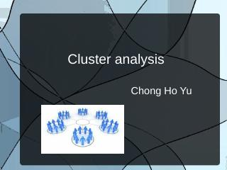 cluster_analysis.pptx - Creative Wisdom