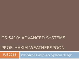 什么是操作系统