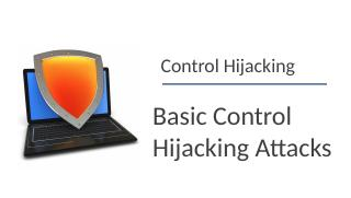 02computer and network security---Control Hij...