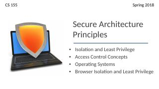 04computer and network security--Secure Archi...