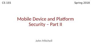 19computer and network security-Mobile Device...