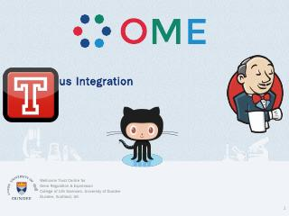 Continuous Integration - OME Downloads