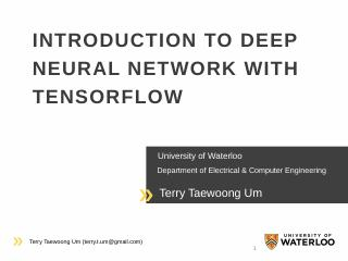 Convolutional Neural Network - Amazon S3