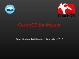 CouchDB for Meteor - IBM