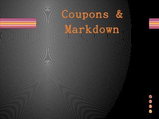 Coupons & Markdown Clip a Coupon - MHS Marketing