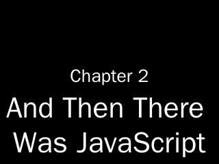 Crockford On JavaScript