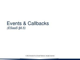 CS 98/198: Web 2.0 Applications Using Ruby .....