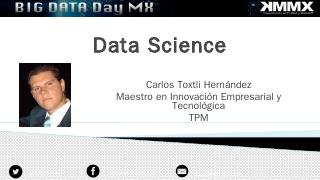 Data Mining - BigData Day MX
