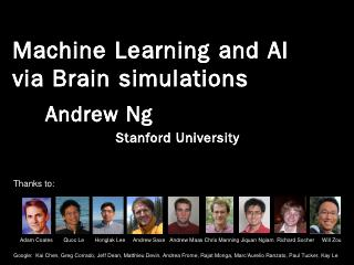 Deep Learning - Stanford University