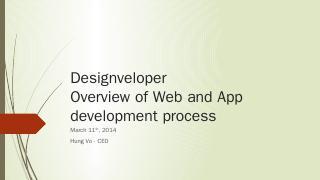 Designveloper - Hung Vo