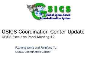 diurnal calibration Evaluation GSICS Quarterl...