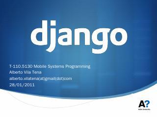 Django in GAE