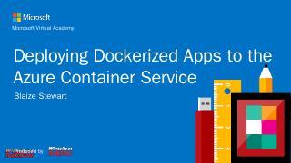 Docker Hub - Microsoft
