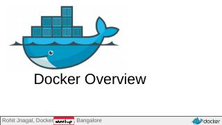 Docker Overview - Andrew.cmu.edu