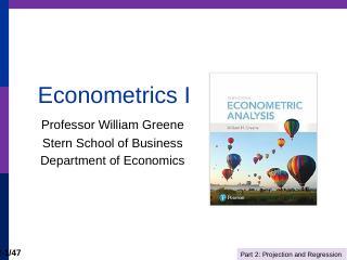 Econometrics-I-2.pptx - NYU