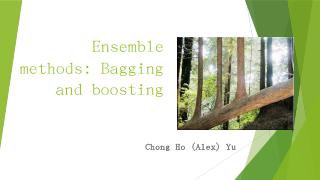 Ensemble methods: Bagging and boosting - Crea...