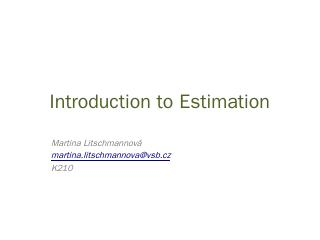 Exercise9_introduce to estimation.pptx