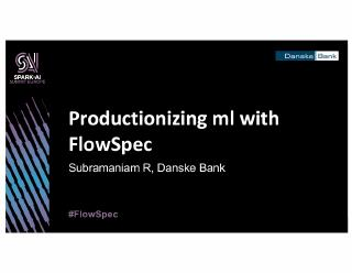 flowspecu2014apache spark pipelines in produc...