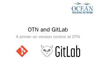 Git and GitLab