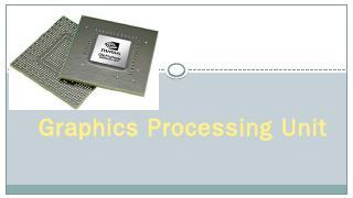 graphics processing unit - Viden.io