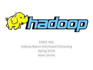 Hadoop - UMBC CSEE