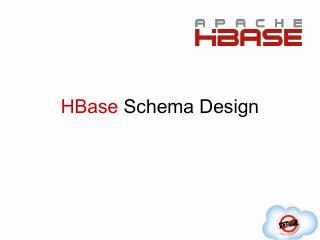 HBase Schema设计