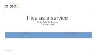 hive-metastore