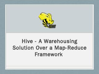 hive slides 2