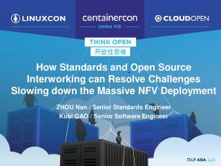 How Standards and Open Source Interworking ca...