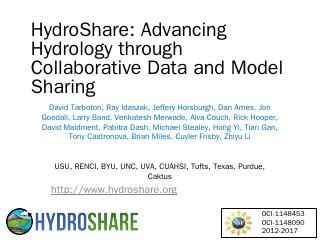 HydroShare