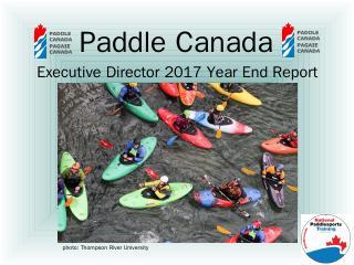 Individual Membership 2017 - Paddle Canada