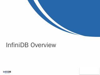 InfiniDB for Hadoop - MariaDB.org
