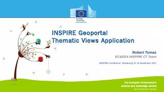 INSPRE _Geoportal_Thematic_views_RT-JRC.pptx ...