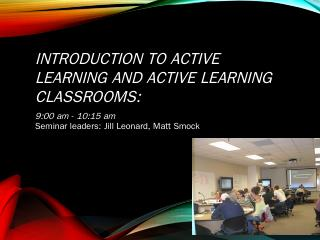 Introduction to Active Learning and Active Le...