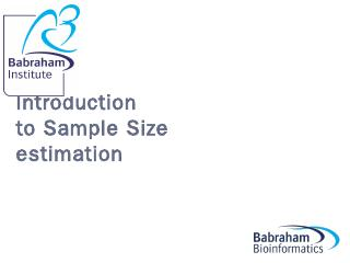 Introduction to statistics - Babraham Bioinfo...
