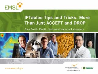 IPtables Tips and Tricks-3.ppt - LinuxFest No...